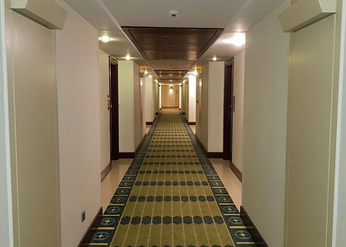 راهرو هتل ارگ جدید یزد