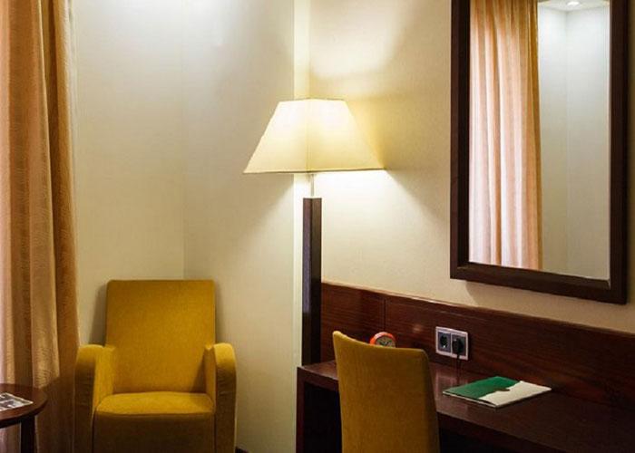 سالن اتاق هتل ارگ جدید یزد