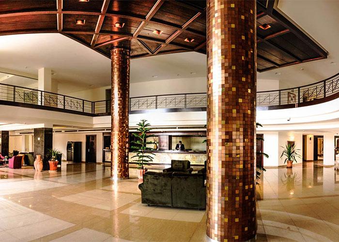 لابی هتل ارگ جدید یزد
