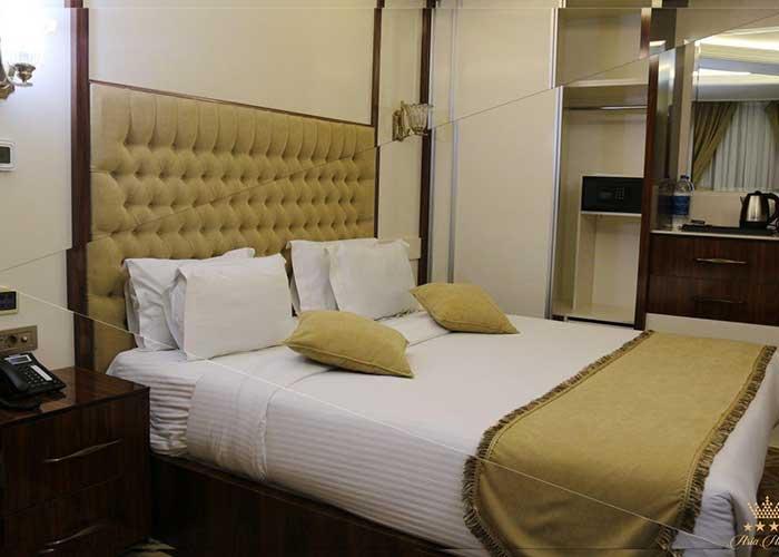 اتاق دو تخته رویال هتل آریا