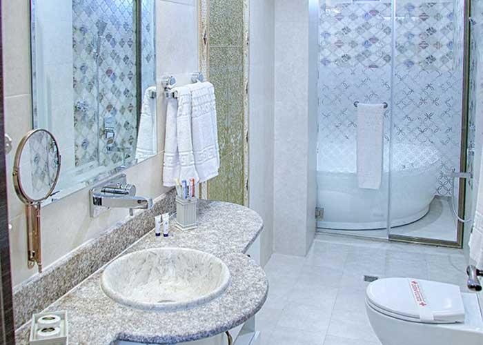 سرویس بهداشتی هتل آریا ارومیه