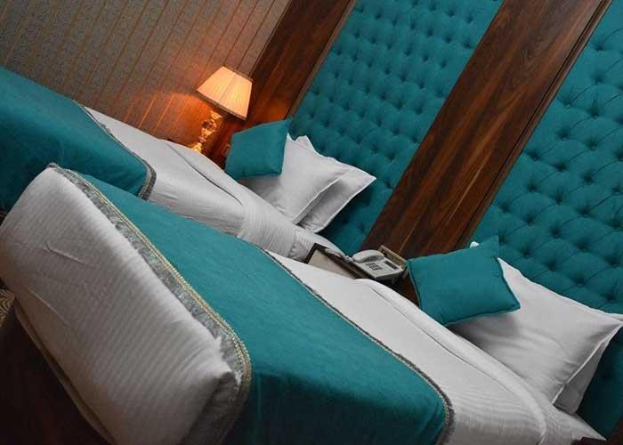 اتاق دو تخته رویال هتل آریا ارومیه