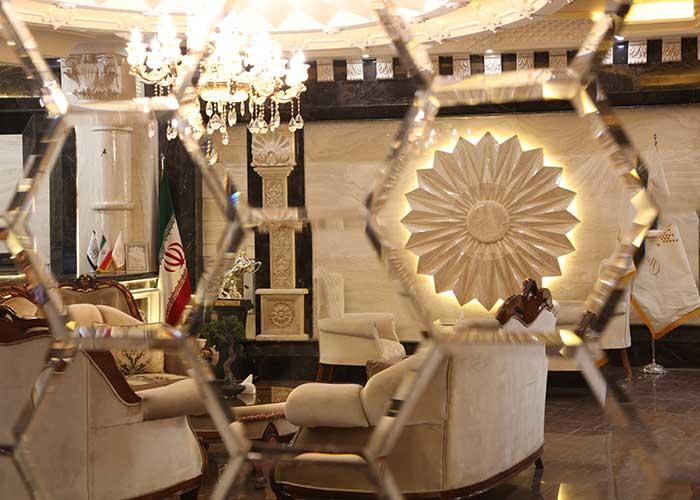 عکس لابی هتل آریا ارومیه