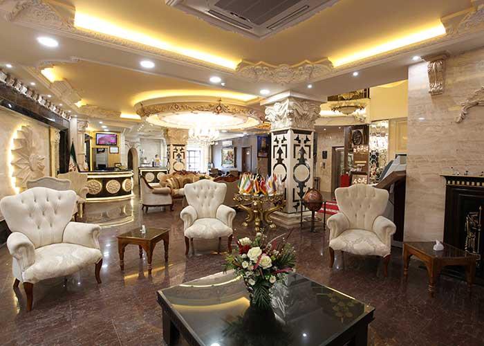 لابی هتل آریا ارومیه