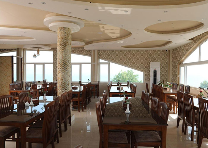 عکس رستوران هتل آرکا بندر انزلی