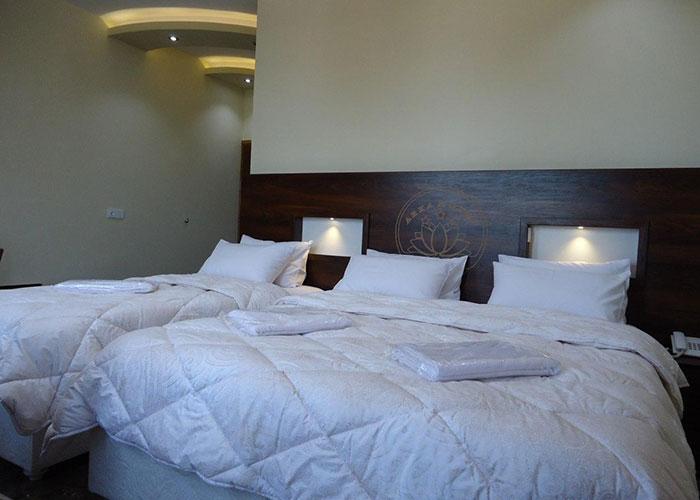 تصاویر اتاق هتل آرکا بندر انزلی