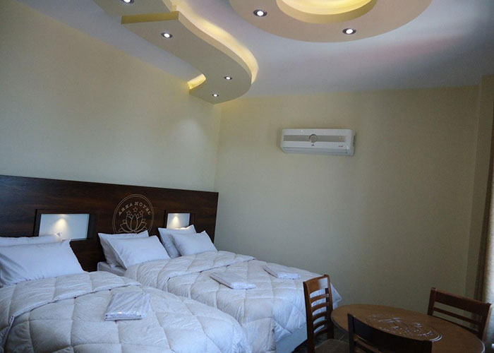 عکس اتاق هتل آرکا
