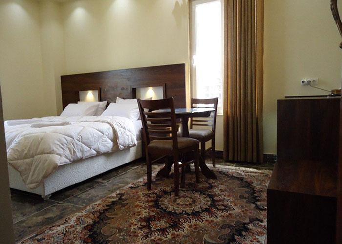 دو تخته هتل آرکا بندر انزلی
