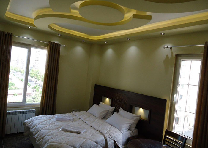 دو تخته دبل هتل آرکا بندر انزلی