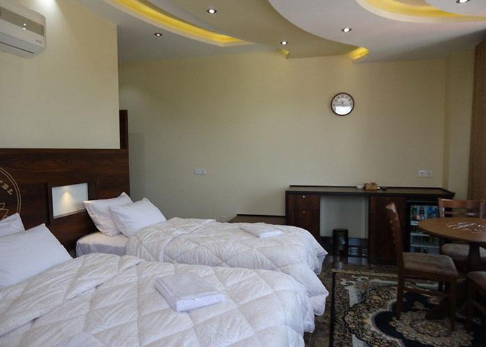 سه تخته هتل آرکا بندر انزلی