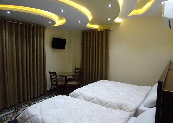 تصاویر سه تخته هتل آرکا بندر انزلی