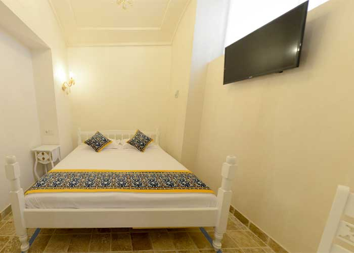 تصاویر اتاق دو تخته اقامتگاه سنتی آریانا کاشان
