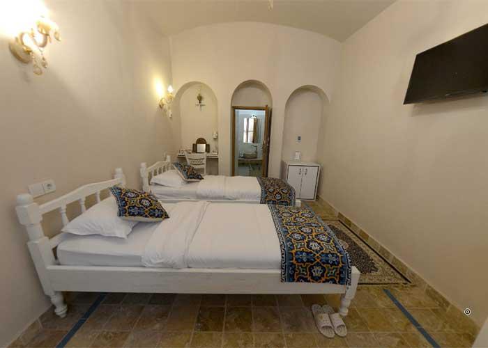 اتاق دو تخته توئین اقامتگاه آریانا