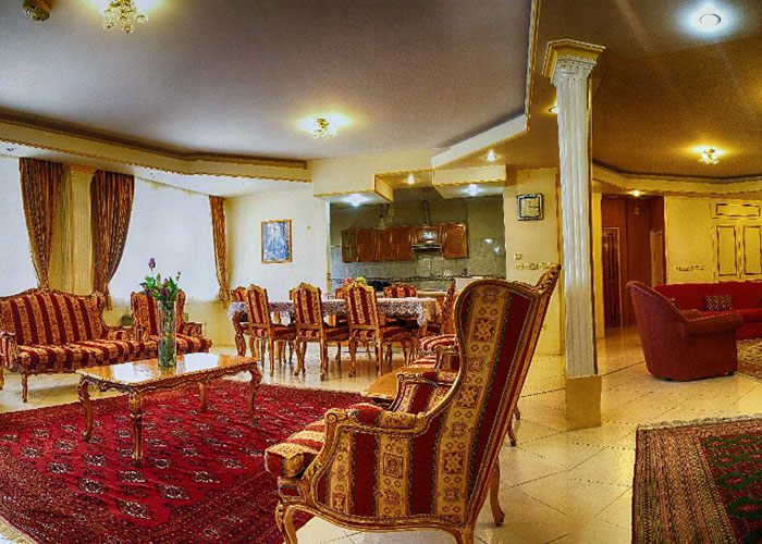 رویال سوئیت هتل آریوبرزن شیراز