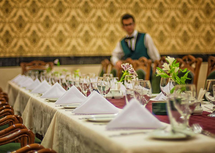 عکس رستوران هتل آریوبرزن شیراز