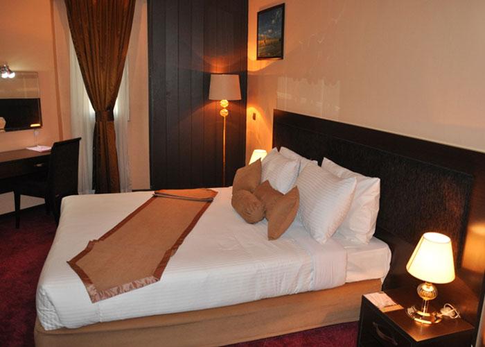 دو تخته دبل هتل آساره تهران