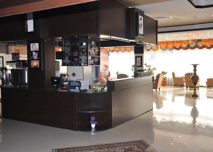 کافی شاپ هتل آساره تهران