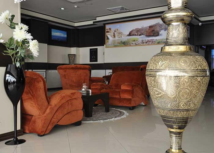لابی هتل آساره تهران