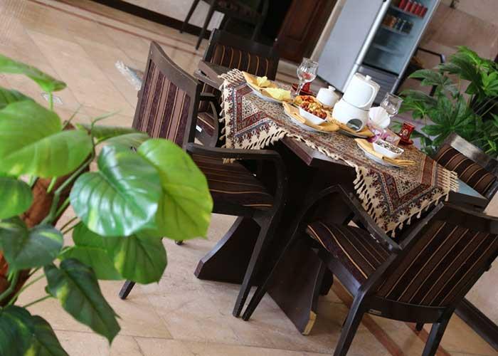 عکس رستوران هتل آساره تهران
