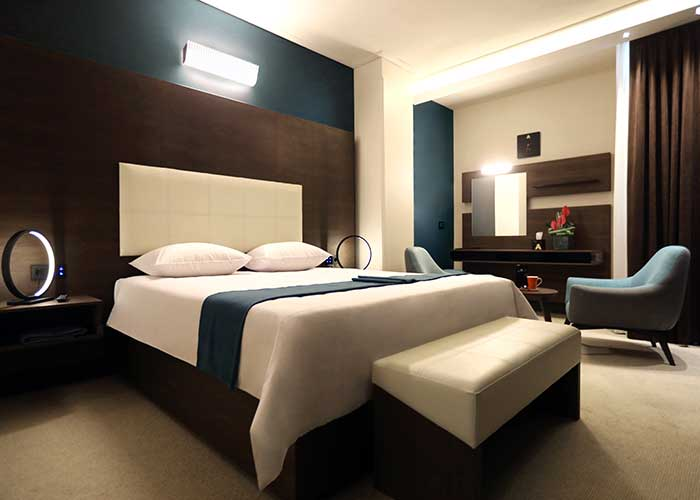 اتاق دو تخته دبل هتل آتانا تهران