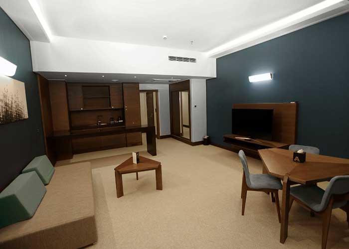 مبلمان اتاق هتل آتانا تهران