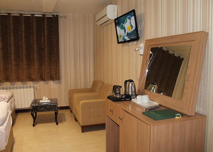 هتل عطر سیب سیرجان