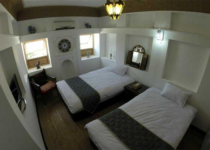 اتاق دو تخته توئین هتل عتیق