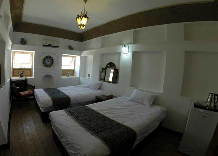 دو تخته توئین هتل عتیق اصفهان