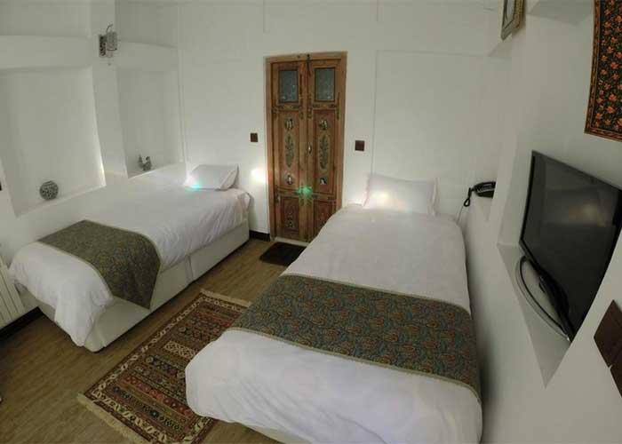 دو تخته هتل عتیق اصفهان