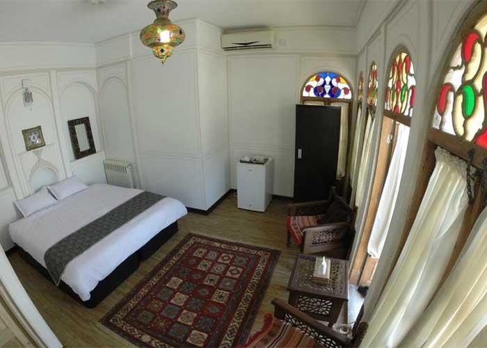 تصاویر اتاق هتل سنتی اصفهان