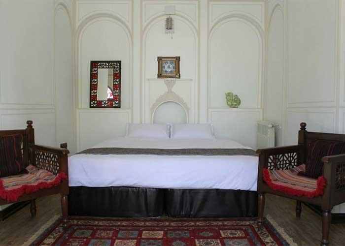 اتاق های هتل سنتی عتیق اصفهان