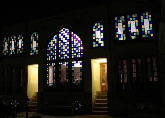 راهرو هتل عتیق اصفهان