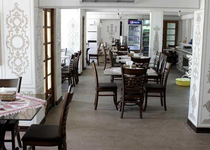 رستوران هتل سنتی عتیق اصفهان