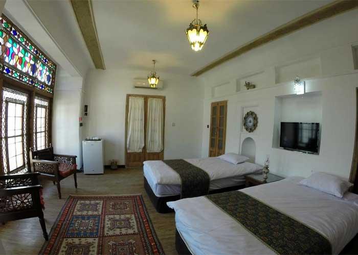 چهار تخته هتل عتیق اصفهان