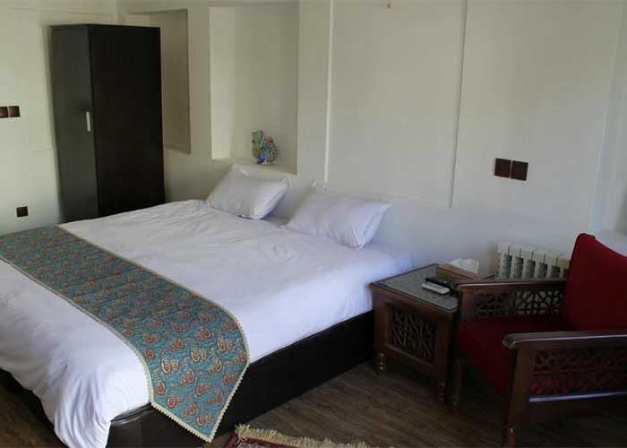 تصاویر اتاق هتل عتیق اصفهان