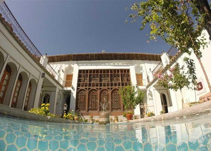 ساختمان هتل عتیق اصفهان