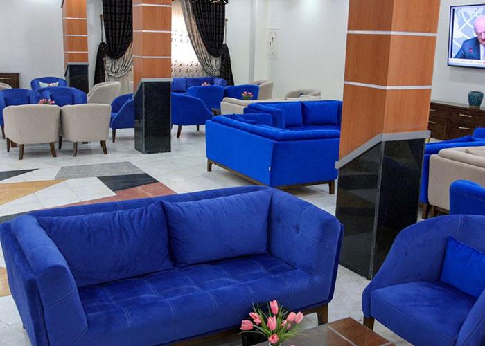 لابی هتل آتیلار بندرعباس