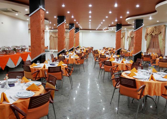 رستوران هتل آتیلار بندر عباس