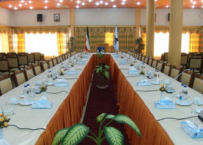 تصاویر سالن همایش هتل آتیلار بندر عباس