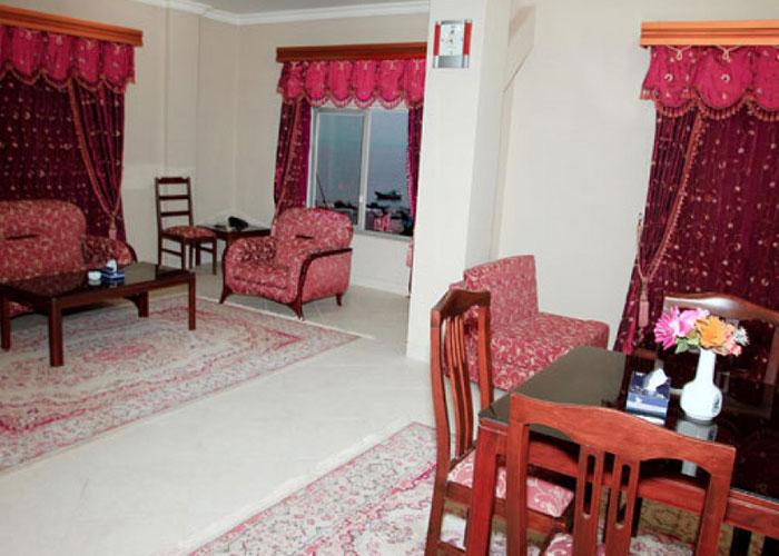 تصاویر دو تخته هتل آتیلار بندرعباس