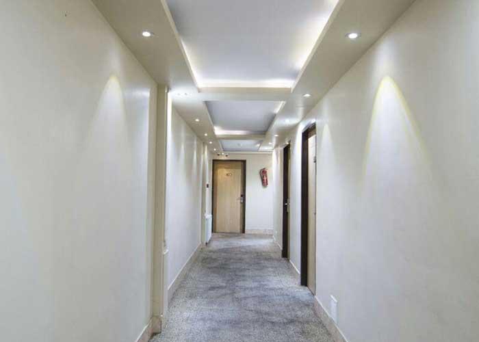 راهرو هتل اطلس شیراز