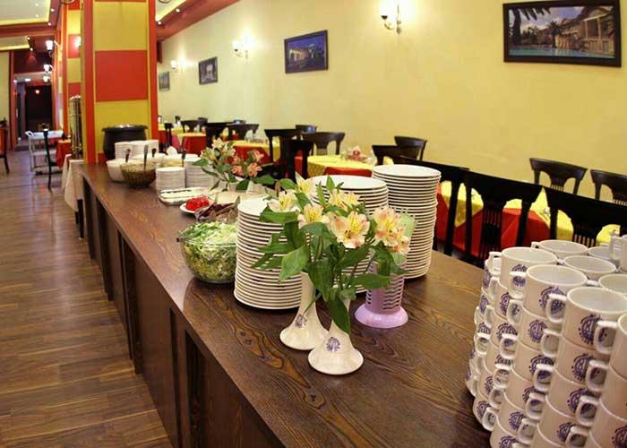 عکس رستوران هتل اطلس شیراز