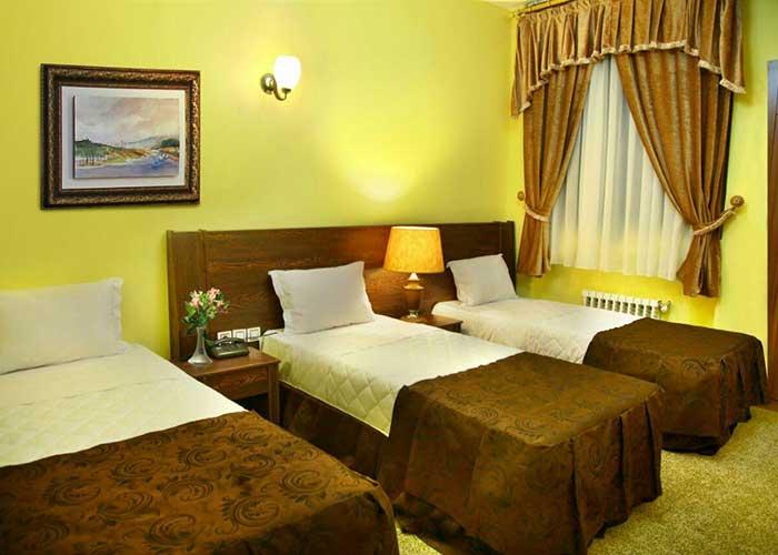 عکس اتاق هتل اطلس شیراز