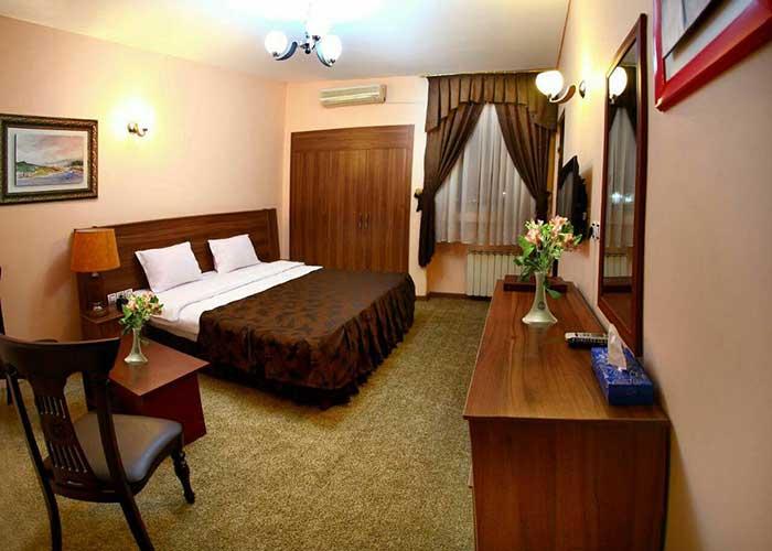 دو تخته دبل هتل اطلس شیراز