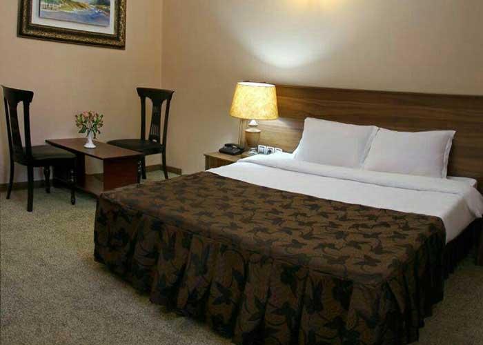 دبل هتل اطلس شیراز