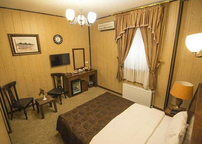 عکس اتاق دبل هتل اطلس شیراز