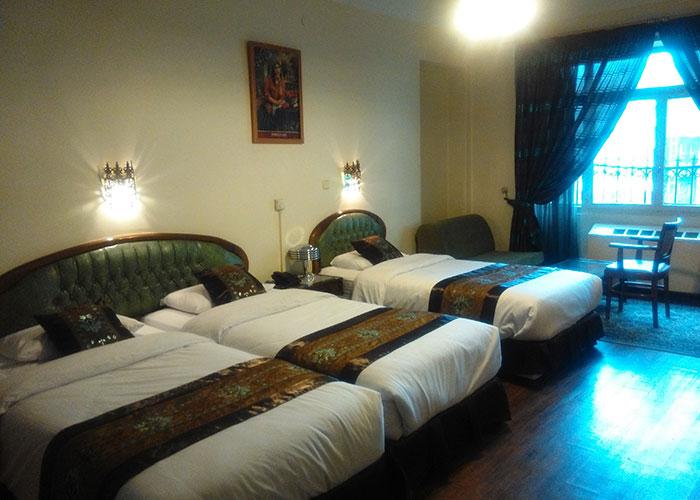 اتاق هتل اطلس تهران