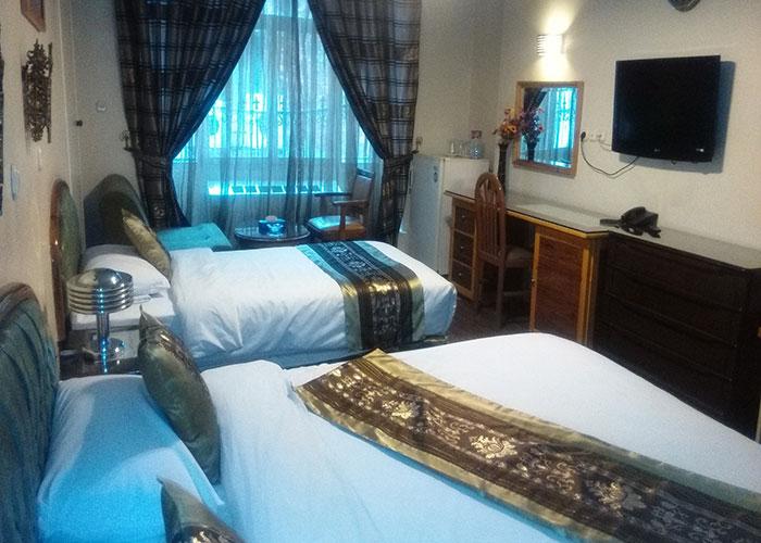 عکس اتاق هتل اطلس تهران