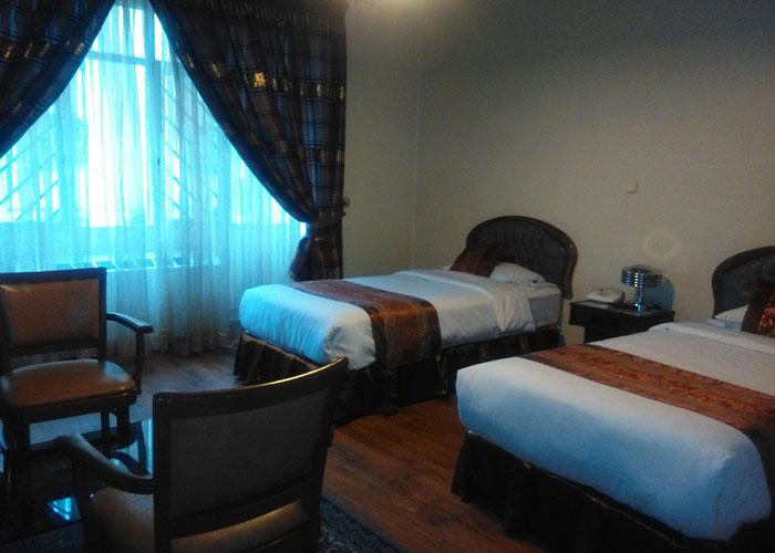 تصاویر اتاق هتل اطلس تهران