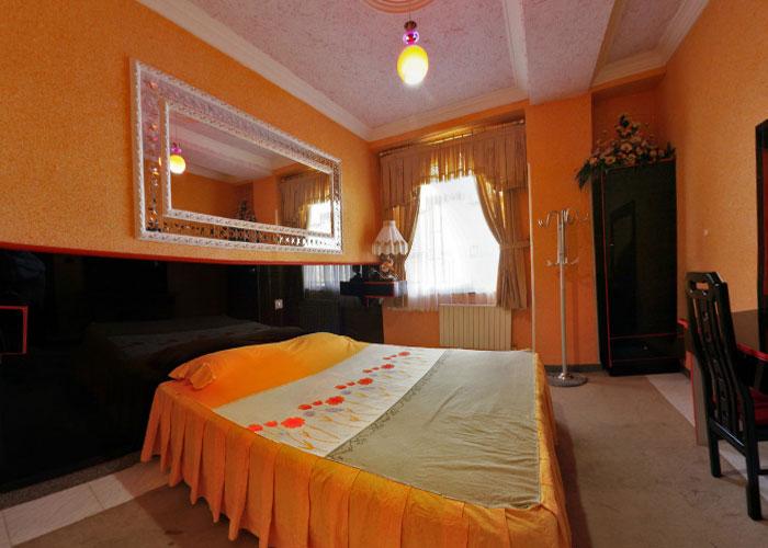 تصاویر اتاق هتل آپارتمان اترک